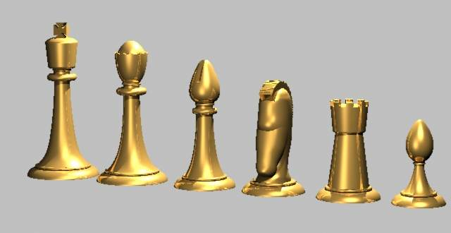 chess pieces pictures